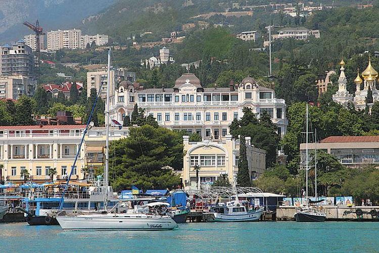 Отель и резиденции «Вилла Елена», г. Ялта