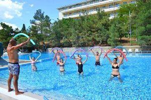 фото отели с бассейном
