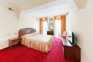Suite 2 (спальня)