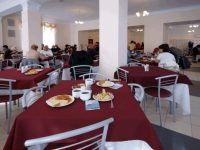 Обеденный зал. Санаторий «Голден»