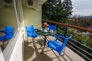 трехместный комфорт балкон 5