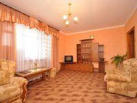 2 к 2 м люкс, коттедж 9, гостиная