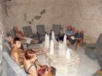 Санаторий «Утес» Алушта: соляная комната
