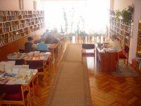 Санаторий «Родина» Ялта. Библиотека.