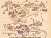 Карта Резиденции