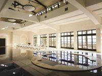 «Крымский Бриз» отель. Крытый бассейн