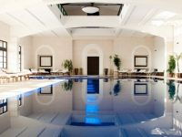 «Крымский Бриз» отель. Крытый бассейн.