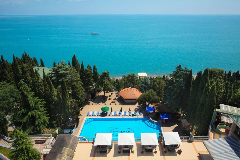 Отель «Море»