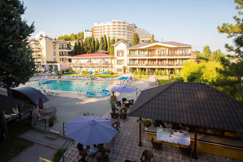 Парк отель «Демерджи»