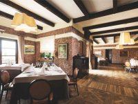 Ресторан Piazzetta. Основной зал