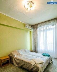 Спальня, 2 м 2 к юг