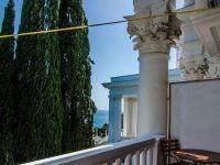 Санаторий «Родина» Гаспра: Юг с КД, балкон.