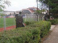 Санаторий «Северный» Евпатория: футбольное поле