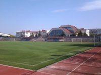 Санаторий «Северный» Евпатория: футбольное поле.