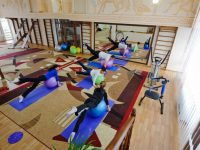 гимнастический зал