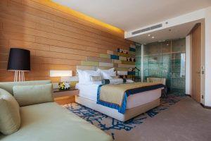 королевский люкс,спальня