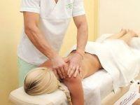 Санаторий «Саки», массаж