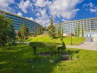 «Mriya Resort Spa», парковая территория