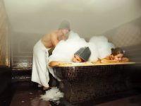 СПА отель «Ливадийский», пенный массаж