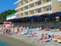 «Ай Даниль». пляж
