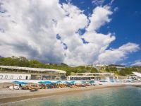 отель «Мрия» Крым, пляжный комплекс
