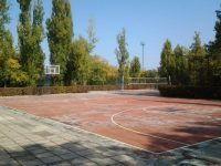 Санаторий «Северный» Евпатория: спортивная площадка