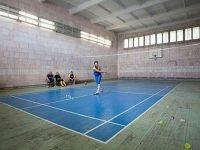 Санаторий «Северный» Евпатория: спортзал