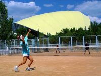 ТОК «Судак», Крым: теннисный корт