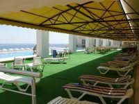 СПА отель «Ливадийский», терраса у бассейна