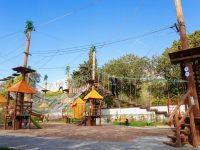 «Mriya Resort Spa», веревочный парк
