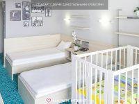 2-м улучшенный с раздельными кроватями