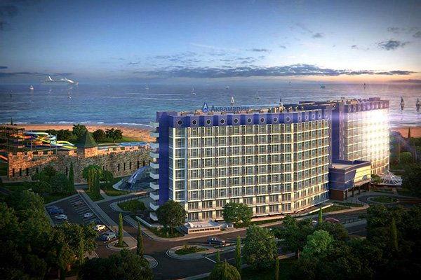 «Aquamarine Resort & SPA»