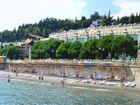 плаж санатория