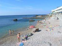 Санаторий «Форос». пляж