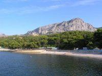 Санаторий «Форос». вид с моря