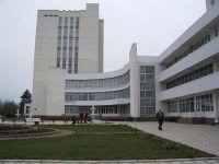 Санаторий Пирогова. Корпус