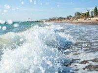 Санаторий «Полтава» Крым. Море и пляж