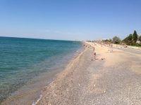 Пляж, «Полтава» Крым санаторий