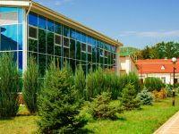 Санаторий Пирогова. Территория
