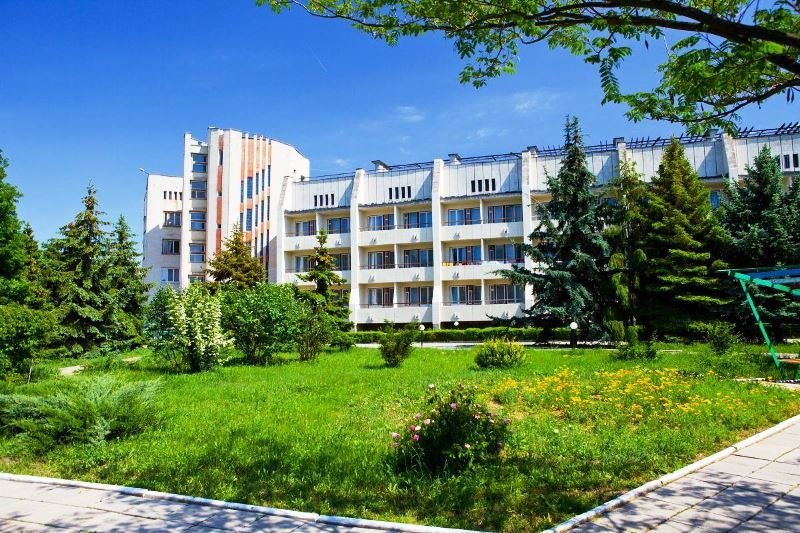 Курортный отель «Таврида Мыс Лукулл»