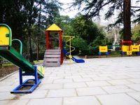 Санаторий «Гурзуфский», детская площадка