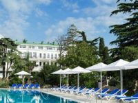 «Riviera Sunrise Resort&Spa» Alushta, открытый бассейн