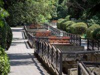 Санаторий «Гурзуфский», парковая территория