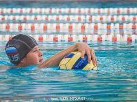 Плавание в олимпийском бассейне