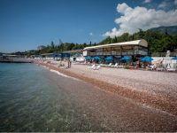 Санаторий «Гурзуфский», пляж 2