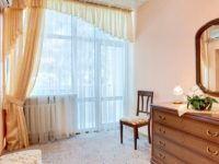 Санаторий «Полтава» Крым. 2-местный 2-комнатный люкс с видом на парк (корп 4)