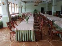 Санаторий «Пушкино» Гурзуф: ресторан1