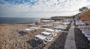 foto otel s plajem