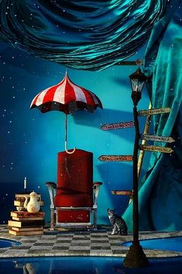 Новогодний вечер «Алиса в стране чудес»