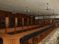 Малый конф зал в библиотеке